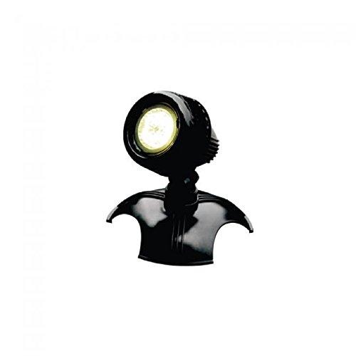 AquaForte Teich und Garten LED Lampen HP6-1, 1x 6 W, 12 V, schwarz