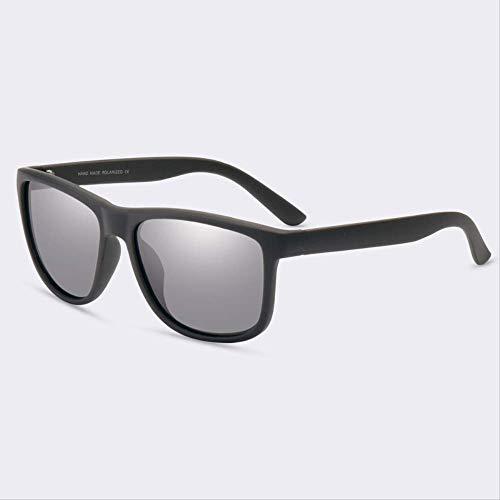 JU DA Sonnenbrillen Polarisierte Sonnenbrille Männer Fahren Sonnenbrille Vintage Retro Spiegel Brille Brille Männlich Gafas De Sol C03Mirror