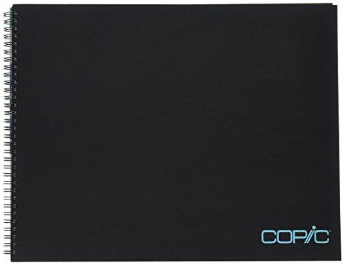 COPIC Marker Einband, 27,9x 35,6cm 50Blatt (skb11X 14)