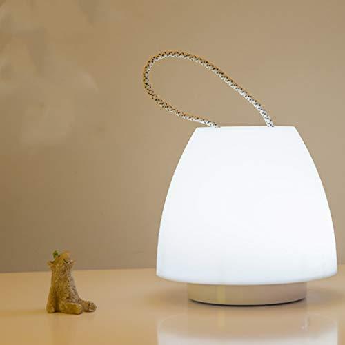 Nachtlicht Fernbedienung Nachtlicht Akku Schlafzimmer Bett Baby Baby Brustpflege Auge Mobile Tischlampe Schalter