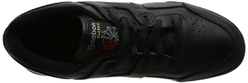 Reebok W/O Plus, Baskets mode homme 2760_40 EU_Black/Charcoal