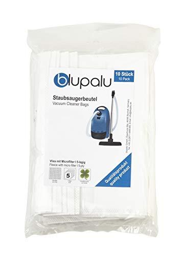blupalu I Staubsaugerbeutel für Staubsauger Clean Maxx Eco Line (1159) I 20 Stück I mit Feinstaubfilter