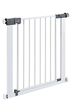 SAFETY 1ST La barrière de sécurité Quick Close ST protection de porte, blanc