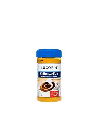 4 x 400g Sucofin Kaffeeweißer MHD 3/19
