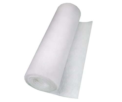 Filtro rollo blanco, filtro clase G3, 17-20mm de grosor, tamaño 1x 4m, filtro Matte, filtro flies, Matte filtro