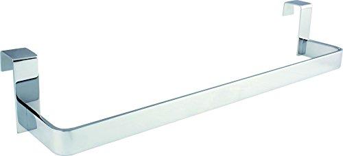 OXEN 321044 - Toallero sin taladros para mueble de baño (36 cm)