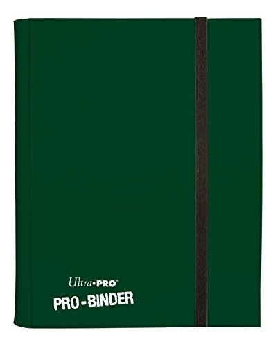 Ultra Pro 82975 - Dark Green Pro-Binder (Magic Card Binder)