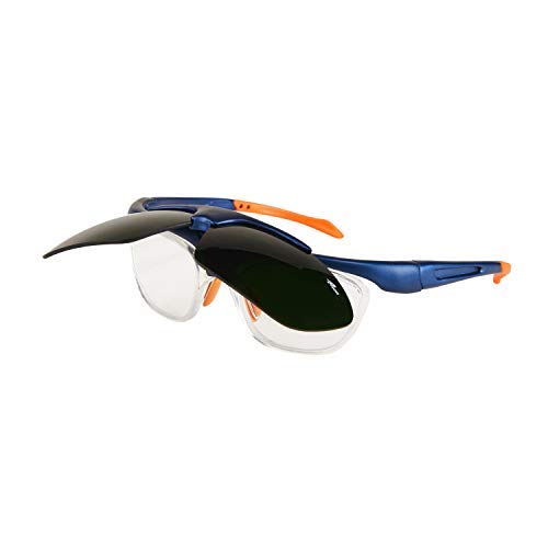 Torching Sicurezza Eye Brasaturaamp; Mufly Metallo Saldature Flip Saldatura Protettiva Per Taglio Up Di Saldatore In Occhiali F1TKcJul3