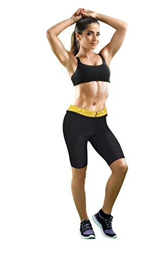 BEAUTYTHERM Sl101N Pantalon de Sudation Femme, Noir, FR : S-M (Taille Fabricant : S-M)