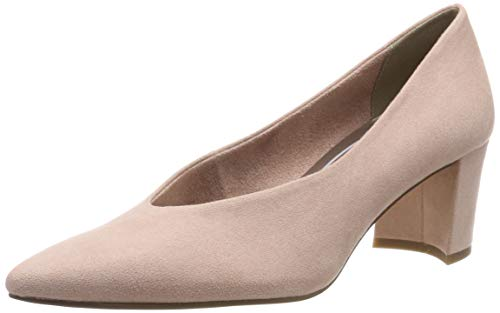 MARCO TOZZI Damen 2-2-22416-32 Pumps, Pink (Rose 521), 41 EU