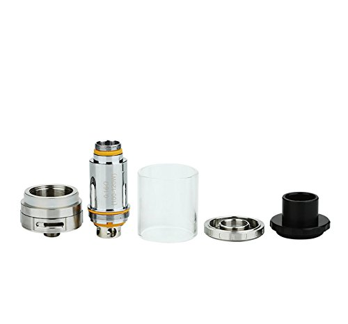 ecig-tools Aspire Cleito 120 Tank in steel