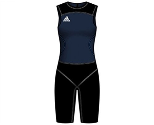 Adidas AdiPOWER Powerweb Suit Leichtathletik Weightlifting Einteiler Anzug Overall Women -