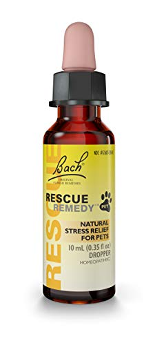 Bach Original Rescue Pets Tropfen veterinär -