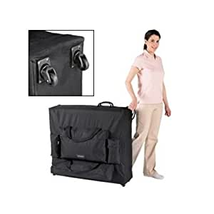 Portable Sac Table De Massage Avec Roues