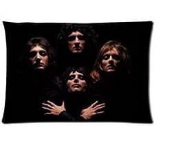 666PC Hot New Pillowcase Custom Pillowcase Music Band Queen Pillow Case Kissenbezüge (40cmx60cm)