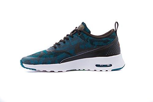 Nike W Air Max Thea Kjcrd, Chaussures de Sport Femme Vert