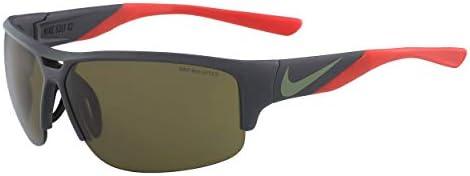 Nike EV0870-303 Golf X2 Sunglasses (Frame Outdoor Tint Lens), Matte Seaweed  for Men