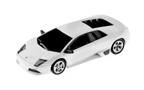(Autodrive Lamborghini Murcielago 4 GB USB-Stick USB 2.0 weiß)