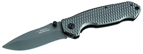 Herbertz Top-Collection Couteau à revêtement Titane Longueur ouvert: 21.8 cm, 530013