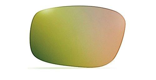 Bolle Bolt klein Fleischteller Vesperbrettchen Sonnenbrille Braun Smaragd Oleo Sonnenbrille, One Farbe