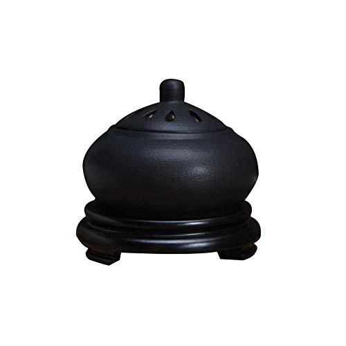 Four à encens - Plug-in-Räuchergefäß Keramik antike elektronische Aromatherapie Ofen...