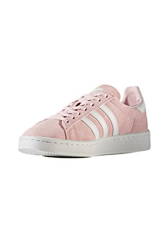 adidas Damen Campus Laufschuhe Mehrfarbig (Icey Pink F17/ftwr White/crystal White S16)