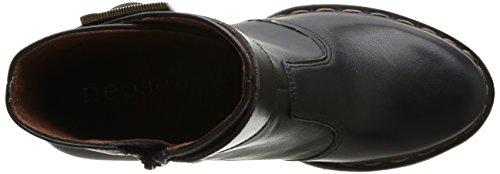 Neosens Mollar 371 Damen Stiefel Schwarz (Noir (Ebony))