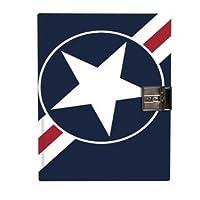 Bobble Art Stars and Stripes Secret Diary / Journal For Children: Great Little Diaries