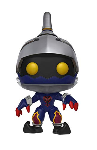 Funko 34056 Pop! Vinilo: Corazones de Reino 3: Soldier Heartless, Multi