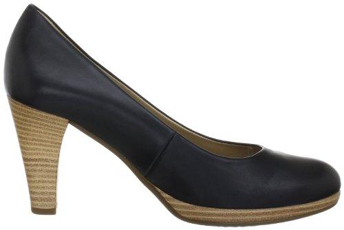 Gabor Shoes 6522057 Damen Pumps Schwarz (schw.(sohle natur))