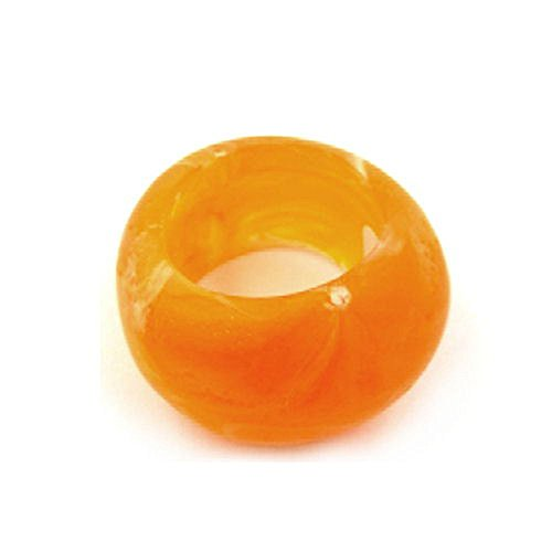 toalla-perla-redondo-naranja-mate-estructura