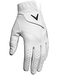 Callaway Golf Damen Golf-Handschuh aus Cabretta-Leder