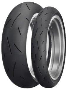 Dunlop Pneu 120/70 R17 alpha-13 (FR) TL 58H