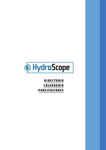 Couverture du livre HydroScope espagnol américain: American Spanish Edition