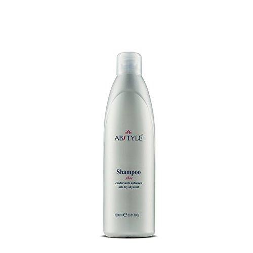 AB Style | Shampooing à l'Aloe professionnel avec action auxiliaire et antisecco (1000ml)
