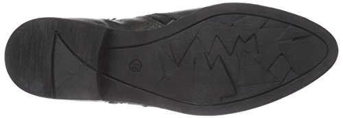 Mjus 767206-0301-0001 Damen Kurzschaft Stiefel Grau (Ferro+Grafite+Grigio+Nero)