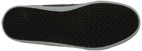 EtniesFader Ls Vulc - skateboarding uomo Grigio (Grey (Grey/Grey/Black))
