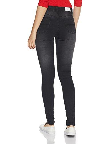 Newport by Unlimited Women's Skinny Jeans (274145936_BLACK_32_IN-30) 2