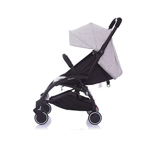 Xiaoping Kinderwagen Ultra Light Portable Folding kann sitzen liegend Kinder einfache Tasche Mini Umbrella
