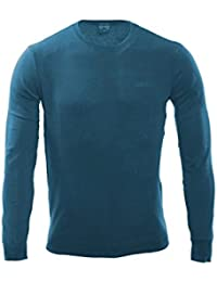 Pull pour homme TAILOR - Turquoise by Gera