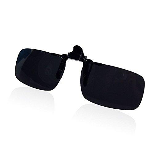 Zerama Brillen polarisierten Klipp auf Flip Up Fahren Sonnenbrille