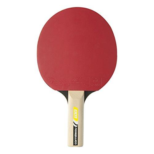 Cornilleau Sport 100 Tischtennisschläger, durchsichtig, Einheitsgröße
