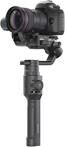 DJI Ronin-S - 3-Achsen-Kardanstabilisator für digitale Spiegelreflexkameras, All-in-One-Steuerung, Bild- und Videostabilisator, 12-Stunden-Autonomie, maximale Betriebsgeschwindigkeit 75 km / h Digital Camera Manual