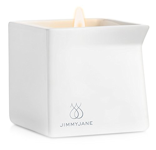 Jimmy Jane Dark Vanilla Massage Candle