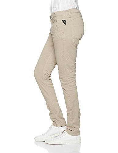 Replay Denice, Jeans Donna Beige (Sand)