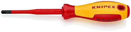 Knipex 98 25 02 SLS Schraubendreher (Slim) Plusminus Pozidriv 212 mm, 1 Stück