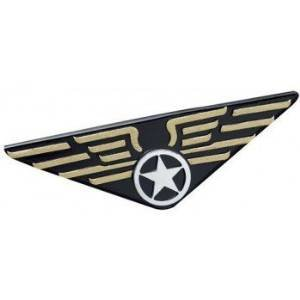 Piloten ANSTECKNADEL= Das Perfekte Zubehör FÜR Jede Piloten Oder LUFTSCHIFF Piloten = von ILOVEFANCYDRESS0 ERHALTBAR in 3 Verschiedenen STÜCKZAHLEN= 1 ANSTECK Brosche -