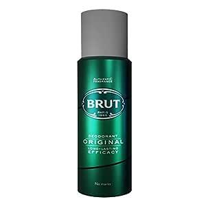 Brut Deodorant Spray for Men, Original, Fresh, Authentic Fragrance, Long Lasting Deo, 200 ml