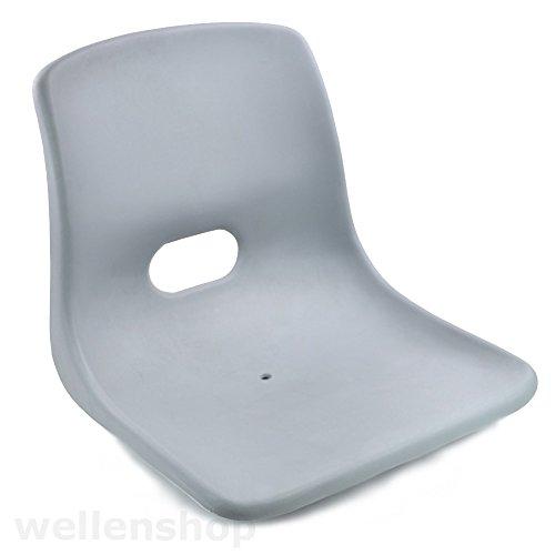 Bootssitz Kunststoffsitz Sitzschale Schalensitz witterungsresistent
