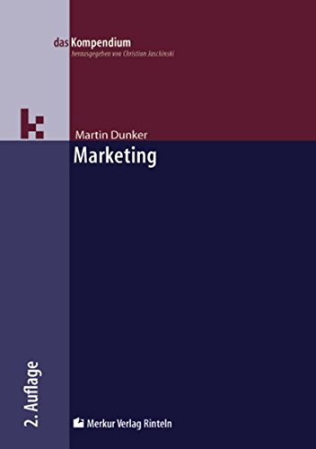 Marketing (das Kompendium)